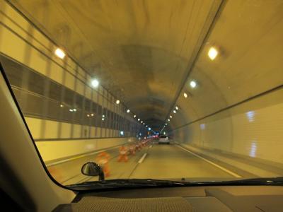 新しいトンネル