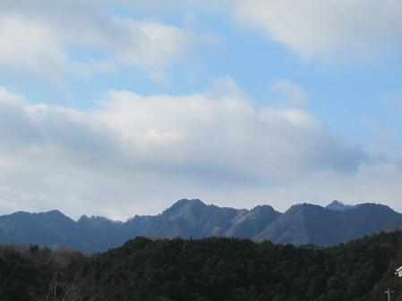 道の駅『関宿』からの眺め