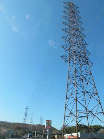 四條畷市 鉄塔