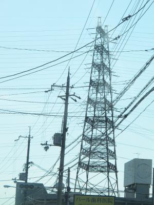 大阪 鉄塔