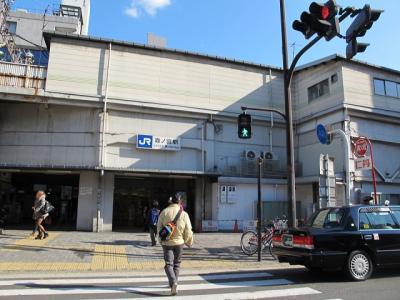 JR森ノ宮駅
