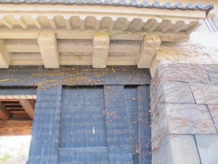 大阪城 青屋門