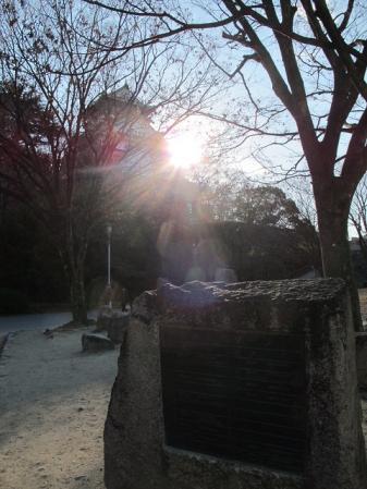 大阪城公園 寝屋川ゾーン