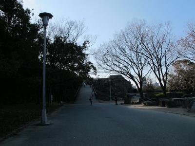 大阪城公園 山里丸