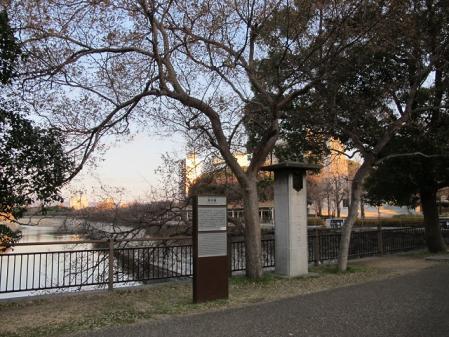 大阪城南外堀