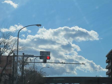 2012年1月5日の空