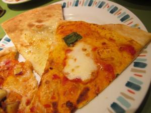 グラッチェ ピザ