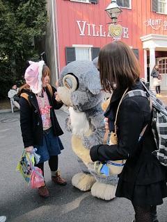 とんすけ(Thumper)