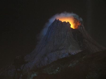 オリンポス火山
