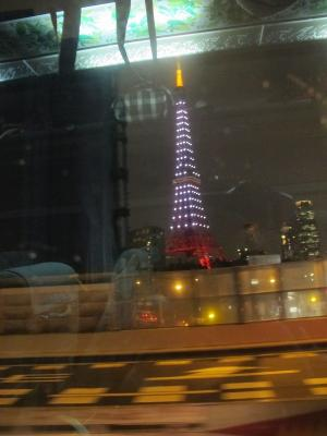 東京タワー ダイヤモンドヴェール