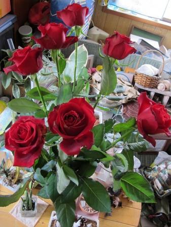 結婚記念日27th