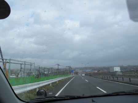 小田原厚木道路側道