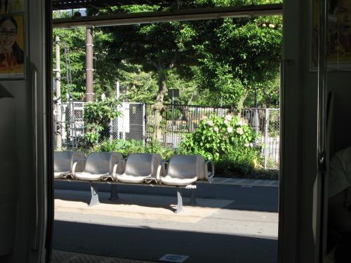 真夏のドア