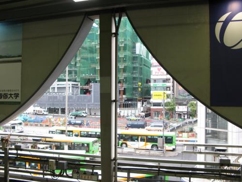 東横線 渋谷駅