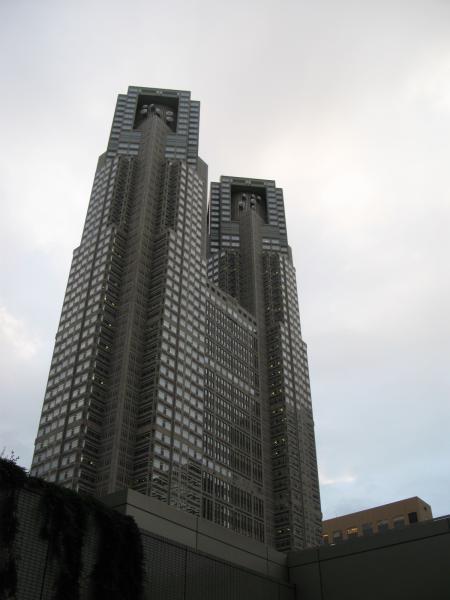 都庁本庁舎