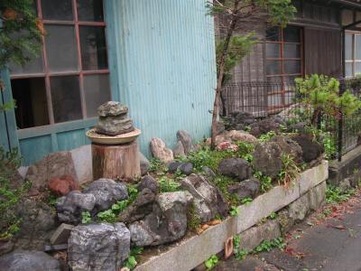 向かいの家