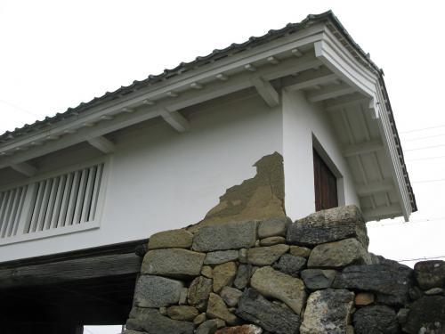 竹中半兵衛陣屋 櫓