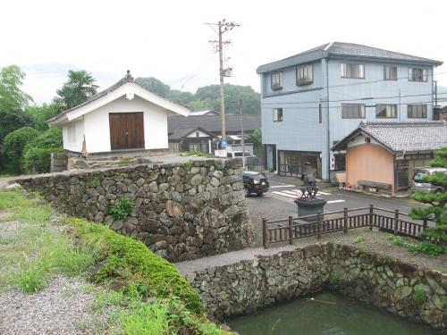 竹中半兵衛陣屋