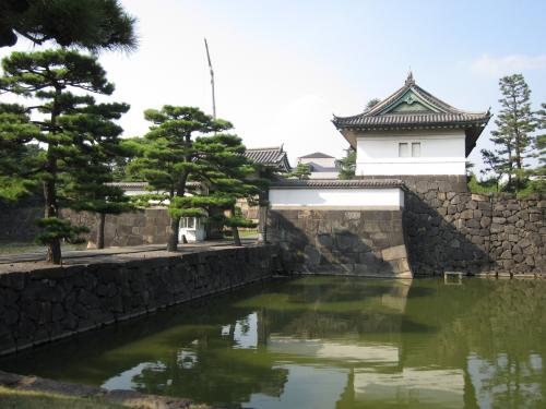 内桜田門(桔梗門)
