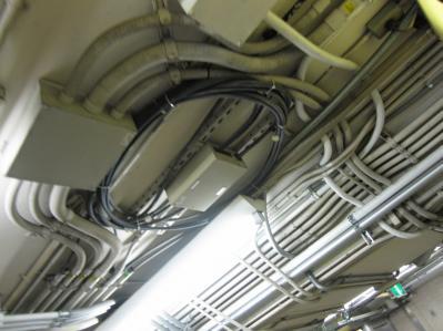東京の地下道