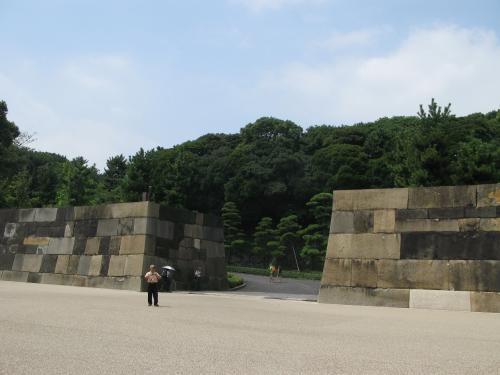 江戸城石垣