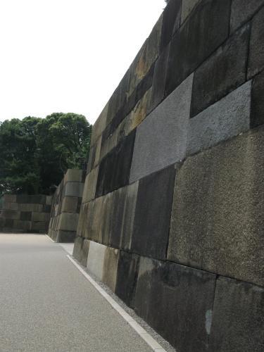 中之門跡石垣