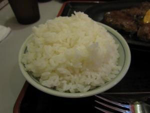 テンコ盛りご飯