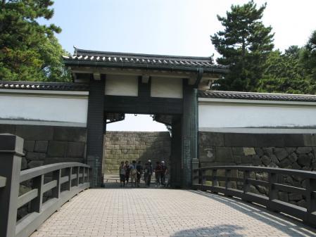 北桔橋門(きたはねばしもん)