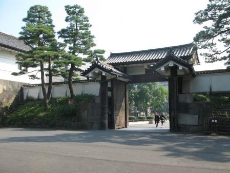 外桜田門 高麗門