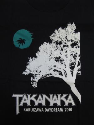 TAKANAKA Tシャツ