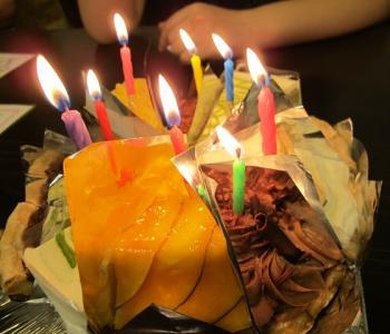 MOちゃんのケーキ