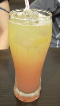綺麗な飲み物