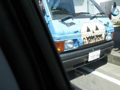 オバケトラック