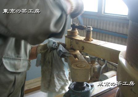 機械掃除2