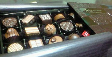 2009 モロゾフ チョコレート