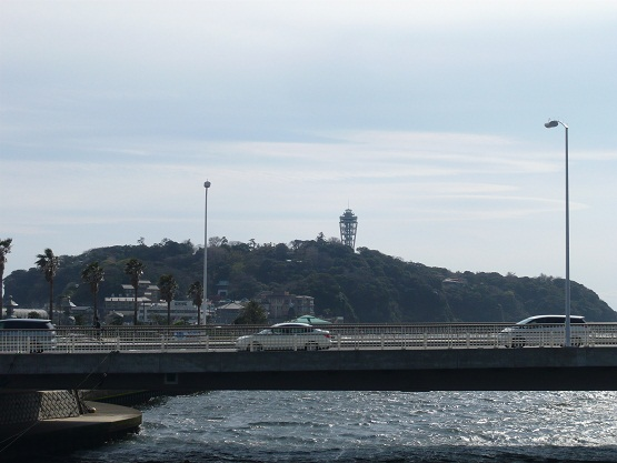 江ノ島だぞ