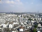 北寺塔からの眺め