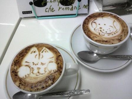 犬猫カプチーノ