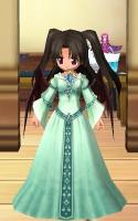 シルマリルのドレス