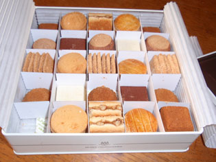 アンリのクッキーの中身