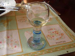 手作りレモン酒