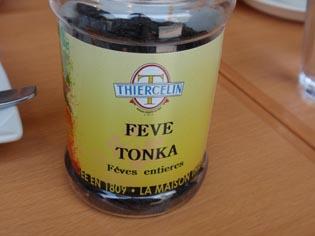 トンカ豆 ラベル