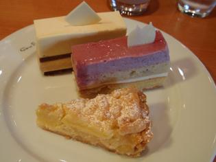 ハリエのケーキ