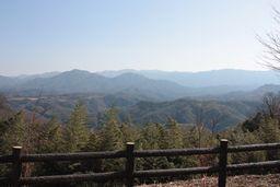 高山航空公園から見た景色