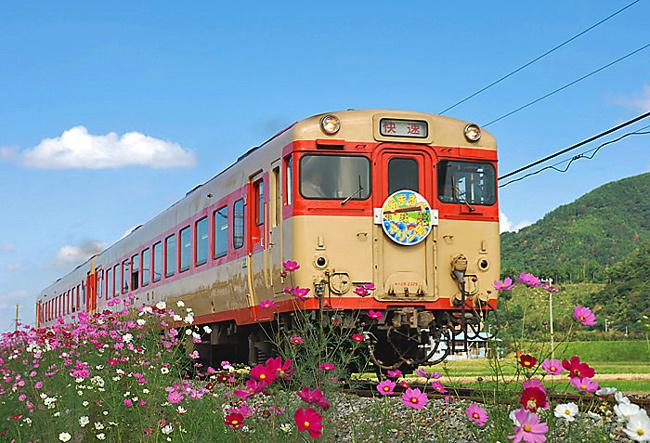 国鉄色キハ28系