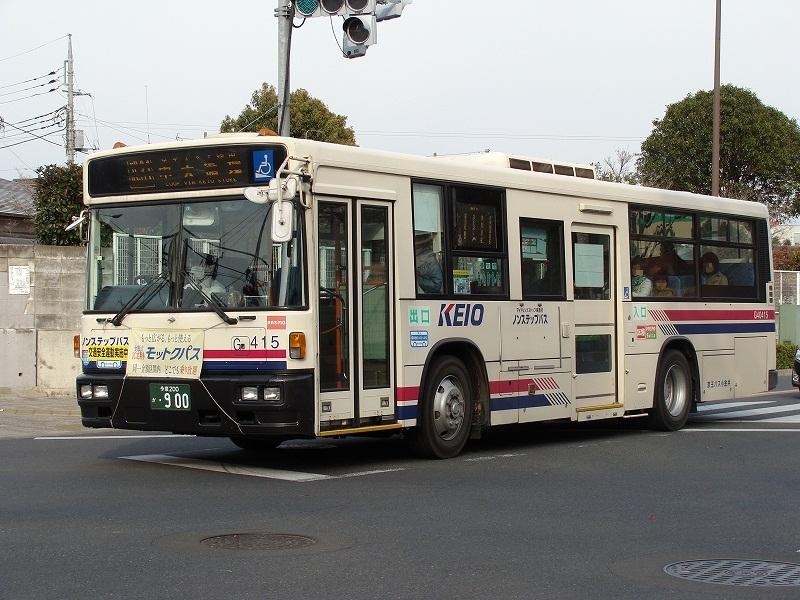 2012年4月に撮影したバス-10 - C...
