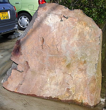100704椎名誠岩