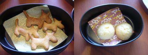 3 ウェルカム菓子