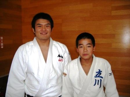 海藤(左)・広大(右)