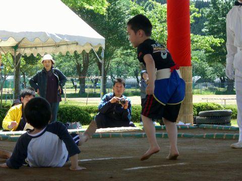 わんぱく相撲 1